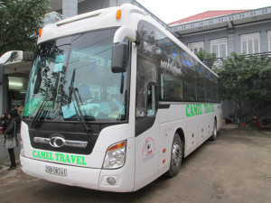 Hanoi to Sapa by Camel Bus